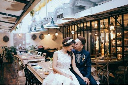 婚宴(農人餐廳)