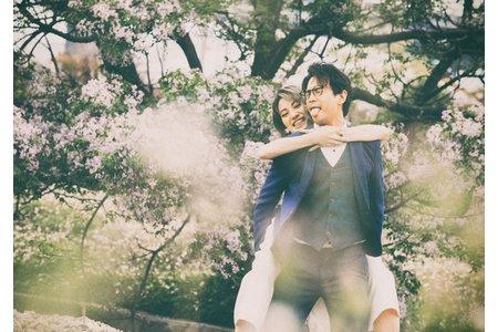 Tree Wu Photography(致我倆的青春)自助婚紗