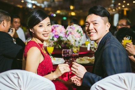 [ 婚攝 ] 聖堯 & 美琪 婚禮紀錄@新莊晶宴