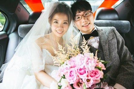 [ 婚攝 ] 奕民 & 淑詠 婚禮紀錄@中崙華漾