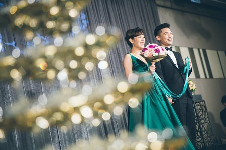 [ 婚攝 ] 浩偉 & 瑋晨 婚禮紀錄@寒舍艾美