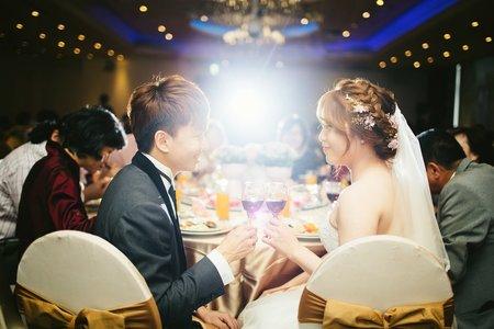 [ 婚攝 ] 俊霖 & 芷渝 婚禮紀錄@板橋囍宴軒