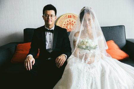 [ 婚攝 ] 子揚 & 泇妡 婚禮紀錄@新店彭園