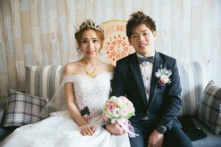 [ 婚攝 ] 俊凱 & 思妤 婚禮紀錄@結婚儀式