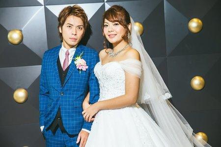 [ 婚攝 ] 政澔 & 柔柔 婚禮紀錄@新店彭園