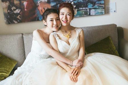 [ 婚攝 ] 珺幃 & 思妤 婚禮紀錄@六福萬怡
