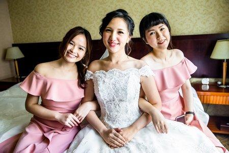 [ 婚攝 ] 德全 & 乃綺 婚禮紀錄@六福萬怡