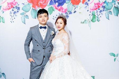 [ 婚攝 ] 晧祺 & 品均 婚禮紀錄@中和華漾