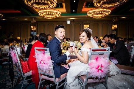 [ 婚攝 ] 効儒 & 昂家 婚禮紀錄@六福萬怡