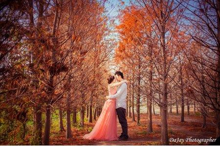自助婚紗-自然類