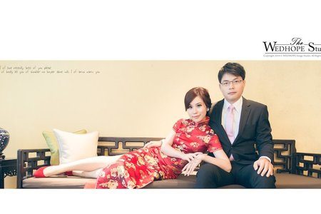 故宮晶華 Stanley + Aisha