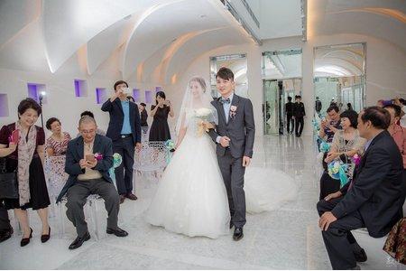 「台北婚攝」翰麒&莉雯-婚禮-新莊典華