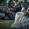 謝謝妳的盛情邀約我到澳洲~~  Photography by Aceborn愛仕棚創意影像  Yang Goodspeed  Sora 專業彩妝造型 新娘造型秘書 Gown Le treat