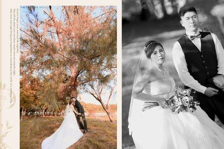 十年愛戀。婚紗攝影<白紗系列>