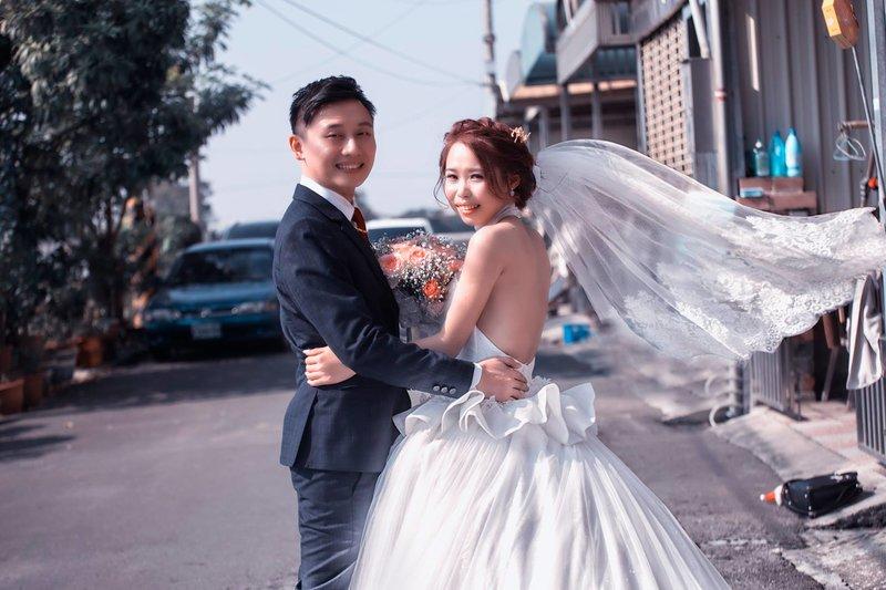 婚禮錄影(動態錄影)作品