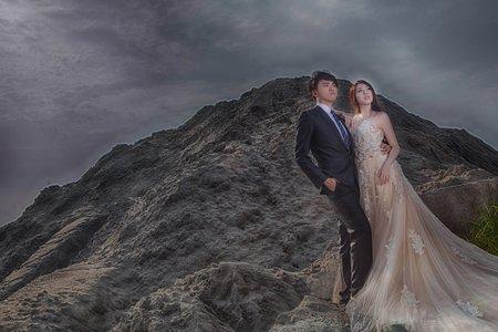 沙漠風格 婚紗