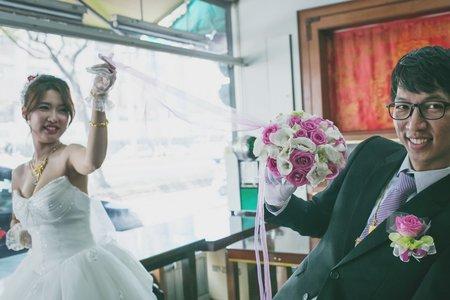 純純-平面婚禮記錄-大軍攝影