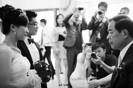 平面婚禮記錄-大軍攝影