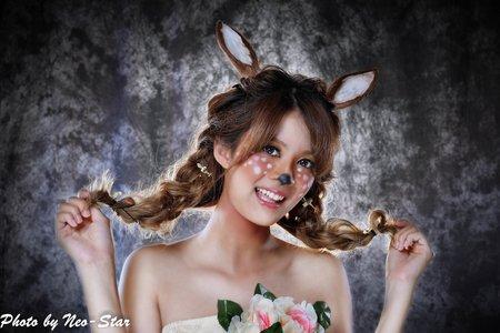 180820小鹿新娘