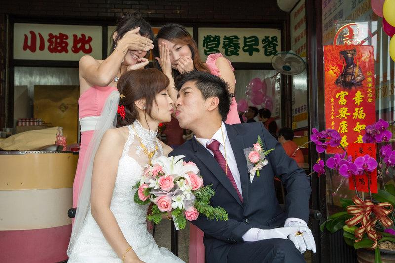 婚禮攝影-嘉義、台南、高雄免車馬費作品