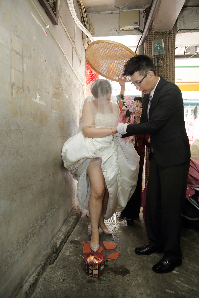 105.10.02 三峽文定、迎娶婚宴-三峽福容飯店(編號:226795) - 蛋拔婚禮紀錄 - 結婚吧