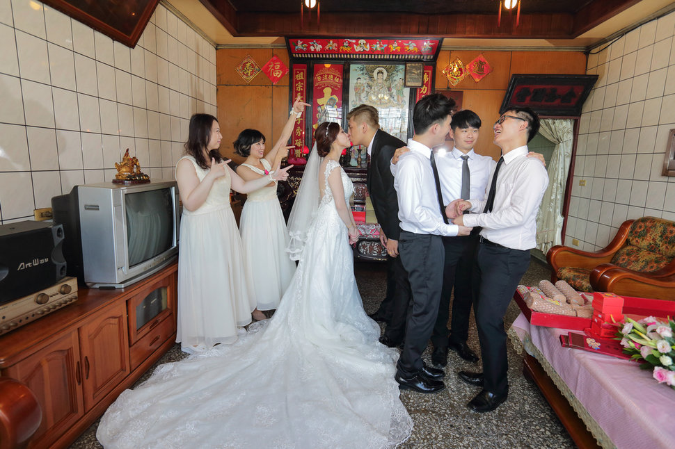 105.10.16 桃園文定、迎娶婚宴(來福星花園飯店)(編號:231423) - 蛋拔婚禮紀錄 - 結婚吧