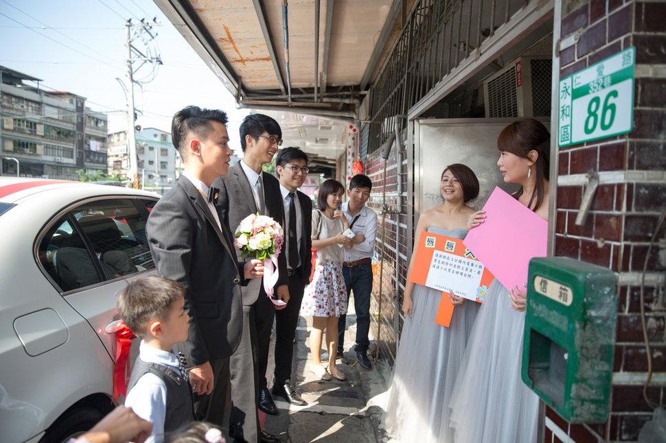 105.11.05 新北文定、迎娶婚宴(新東王餐廳)(編號:307299) - 蛋拔婚禮紀錄 - 結婚吧