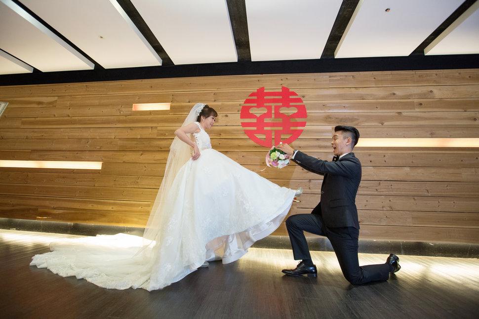 105.11.05 新北文定、迎娶婚宴(新東王餐廳)(編號:307321) - 蛋拔婚禮紀錄 - 結婚吧