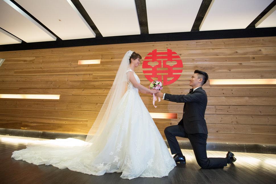 105.11.05 新北文定、迎娶婚宴(新東王餐廳)(編號:307322) - 蛋拔婚禮紀錄 - 結婚吧