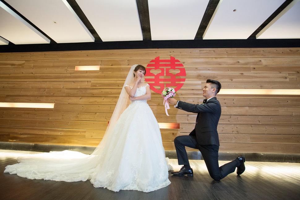 105.11.05 新北文定、迎娶婚宴(新東王餐廳)(編號:307325) - 蛋拔婚禮紀錄 - 結婚吧