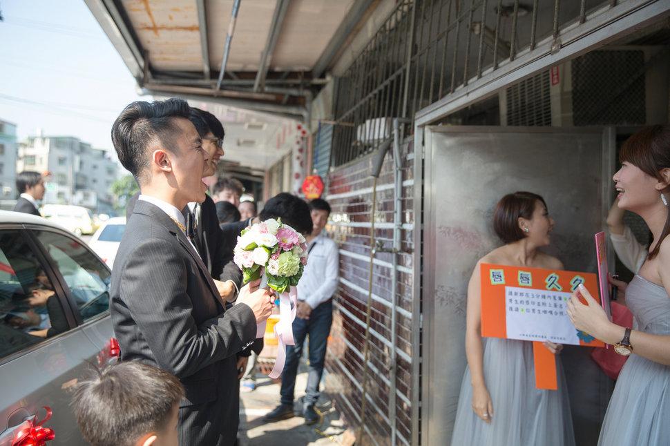 105.11.05 新北文定、迎娶婚宴(新東王餐廳)(編號:307339) - 蛋拔婚禮紀錄 - 結婚吧