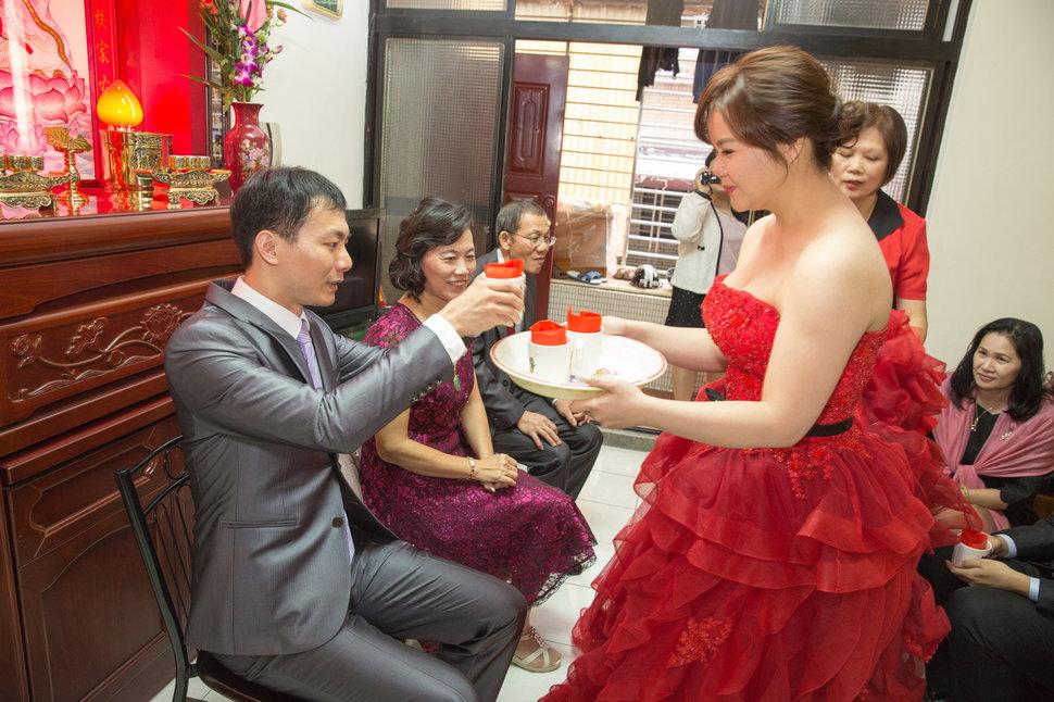 105.11.26 新北文定、迎娶婚宴(新莊晶華亭)(編號:418070) - 蛋拔婚禮紀錄 - 結婚吧