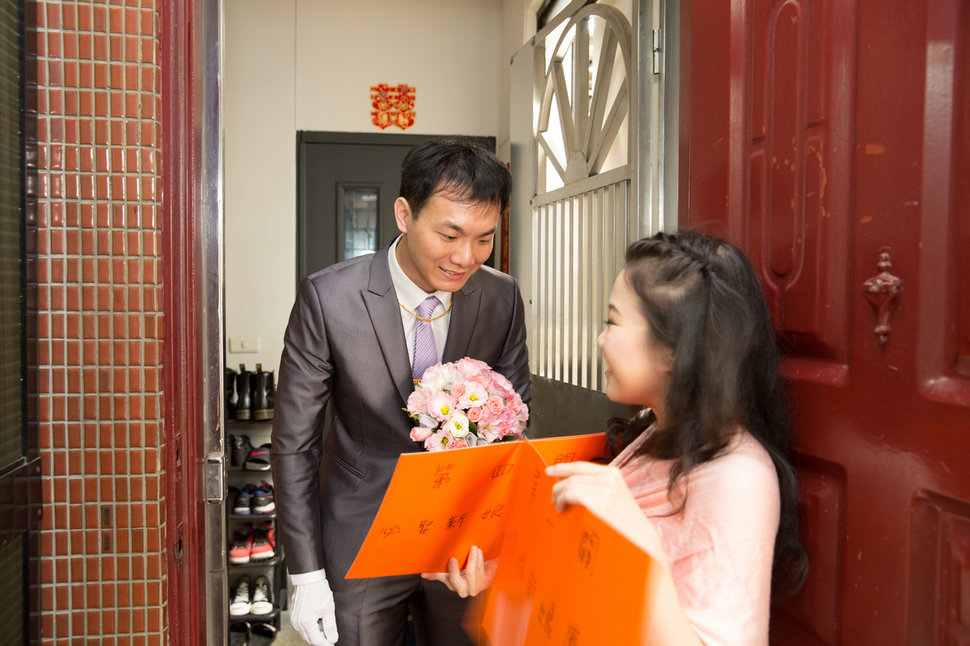 105.11.26 新北文定、迎娶婚宴(新莊晶華亭)(編號:418079) - 蛋拔婚禮紀錄 - 結婚吧