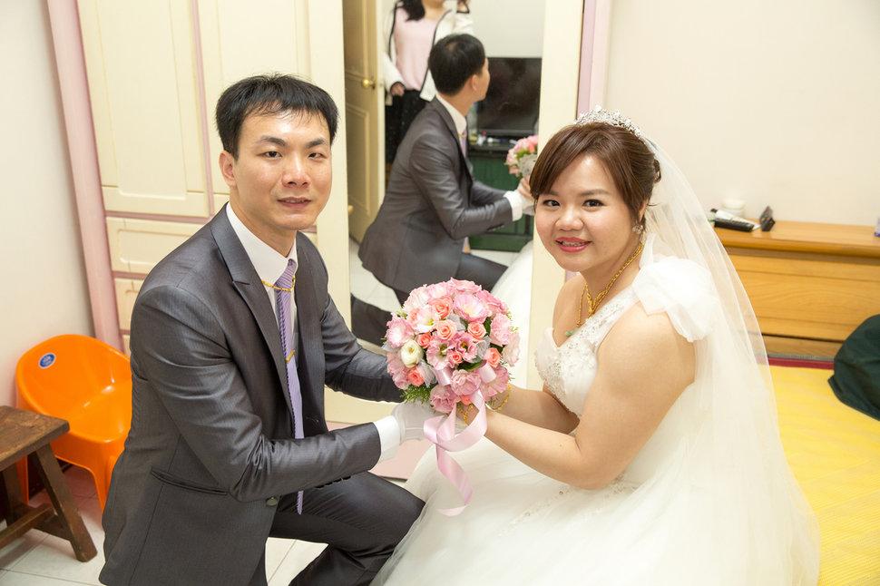 105.11.26 新北文定、迎娶婚宴(新莊晶華亭)(編號:418084) - 蛋拔婚禮紀錄 - 結婚吧
