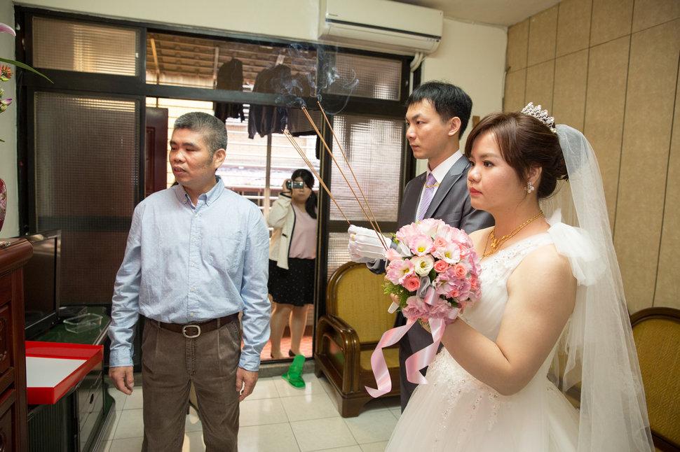 105.11.26 新北文定、迎娶婚宴(新莊晶華亭)(編號:418085) - 蛋拔婚禮紀錄 - 結婚吧