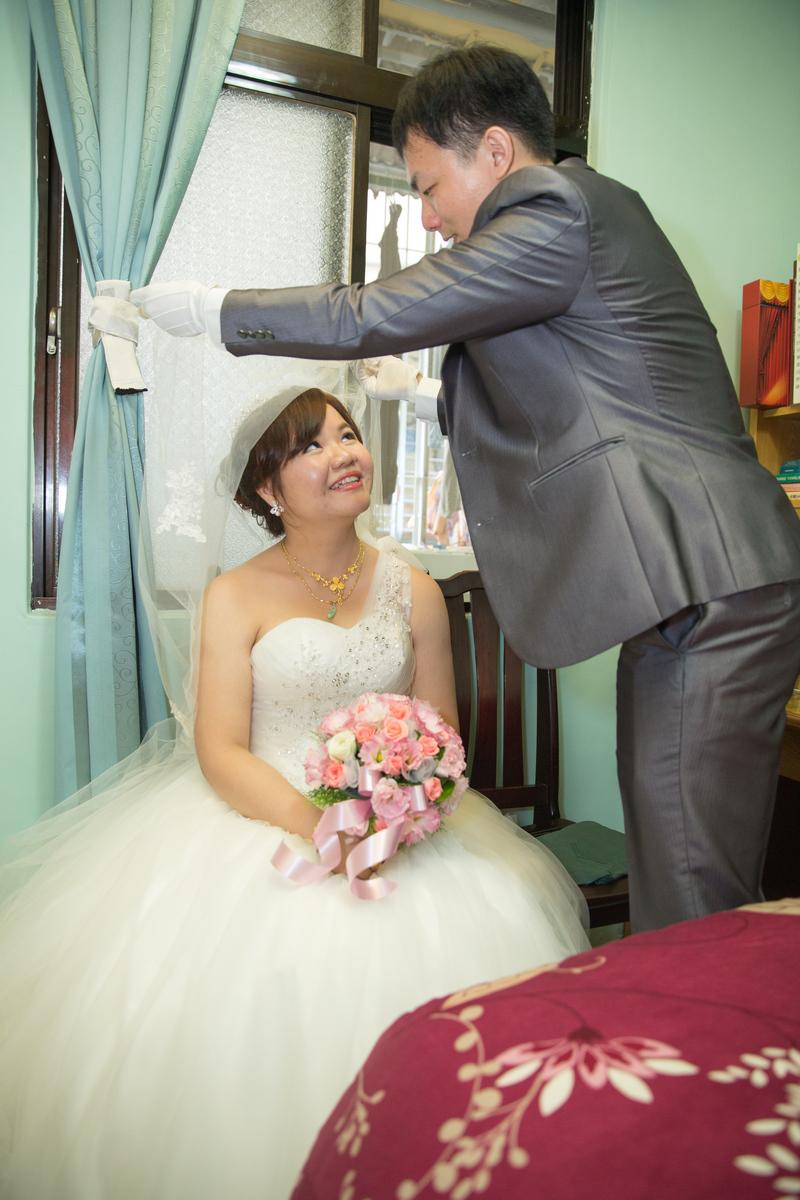 105.11.26 新北文定、迎娶婚宴(新莊晶華亭)(編號:418093) - 蛋拔婚禮紀錄 - 結婚吧