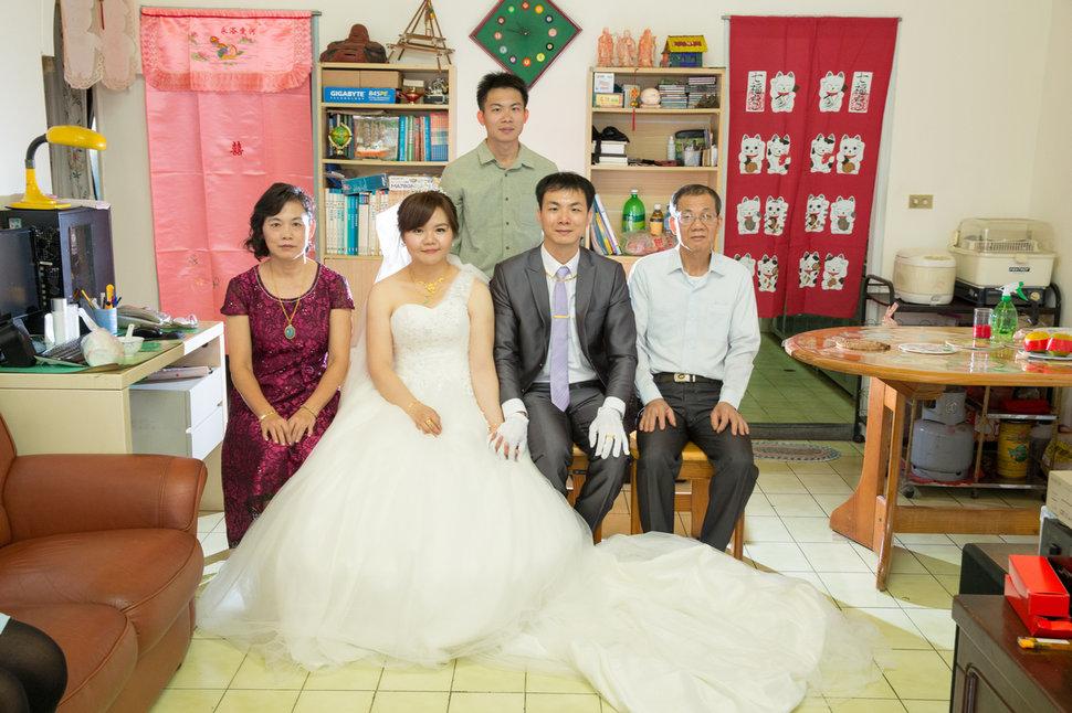 105.11.26 新北文定、迎娶婚宴(新莊晶華亭)(編號:418097) - 蛋拔婚禮紀錄 - 結婚吧