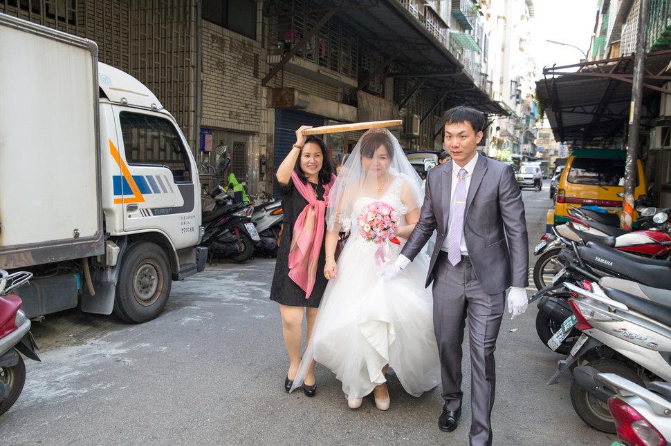 105.11.26 新北文定、迎娶婚宴(新莊晶華亭)(編號:418099) - 蛋拔婚禮紀錄 - 結婚吧