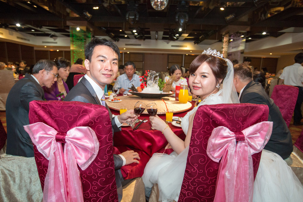 105.11.26 新北文定、迎娶婚宴(新莊晶華亭)(編號:418107) - 蛋拔婚禮紀錄 - 結婚吧