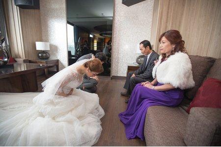 105.12.10 板橋婚禮紀錄(上海鄉村餐廳)