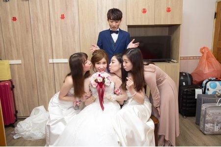 106.03.05 樹林婚禮紀錄(板橋吉利餐廳)