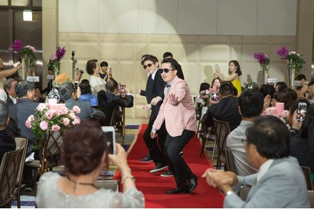 106.06.10 台北婚禮紀錄(台北萬豪酒店)