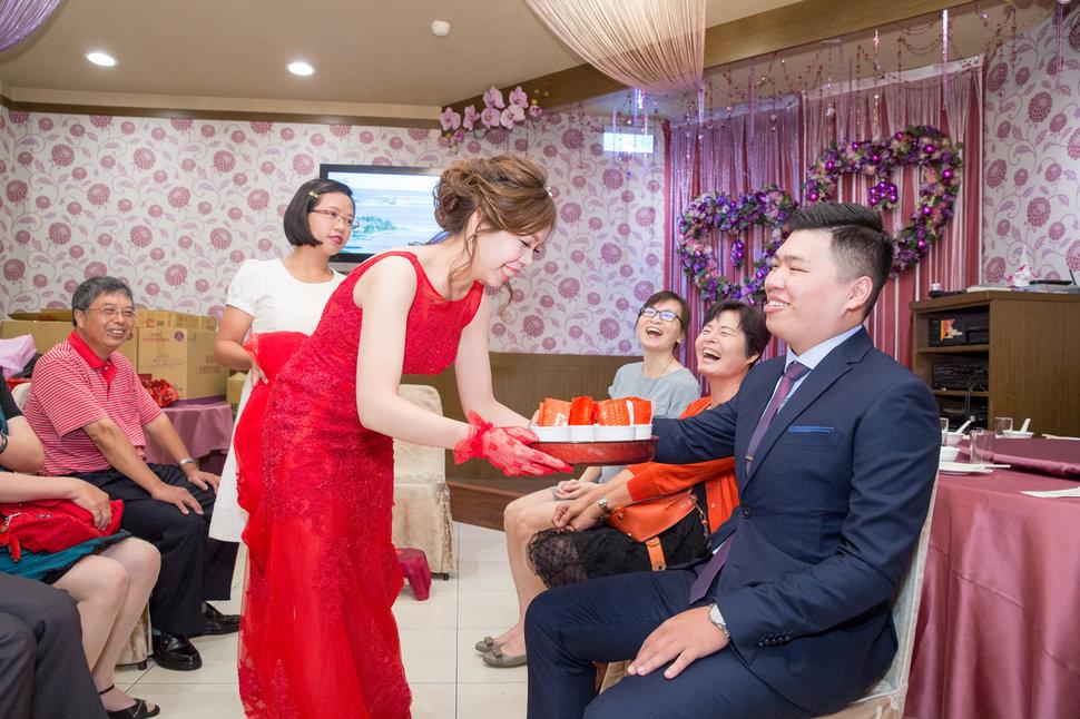 HANK9508 - 蛋拔婚禮紀錄 - 結婚吧