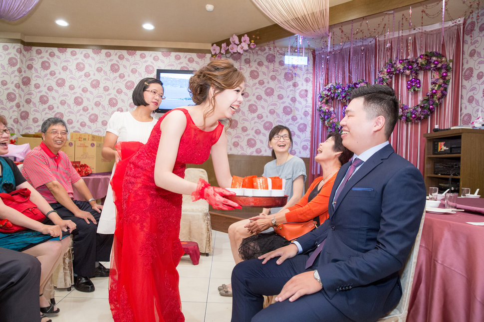 HANK9512 - 蛋拔婚禮紀錄 - 結婚吧