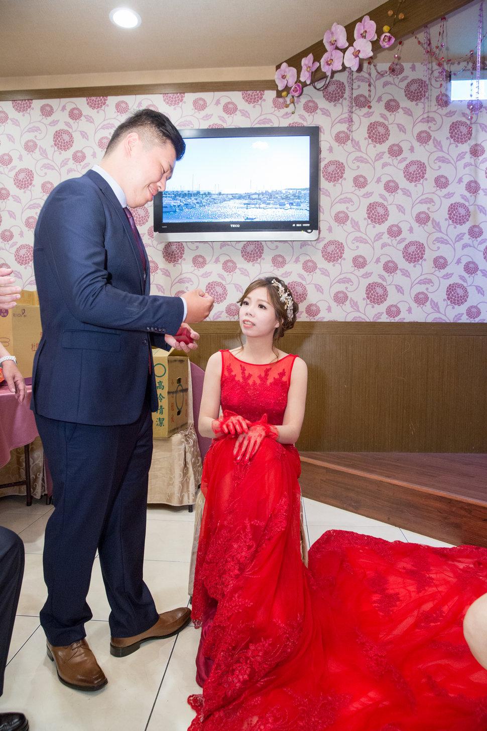 HANK9538 - 蛋拔婚禮紀錄 - 結婚吧
