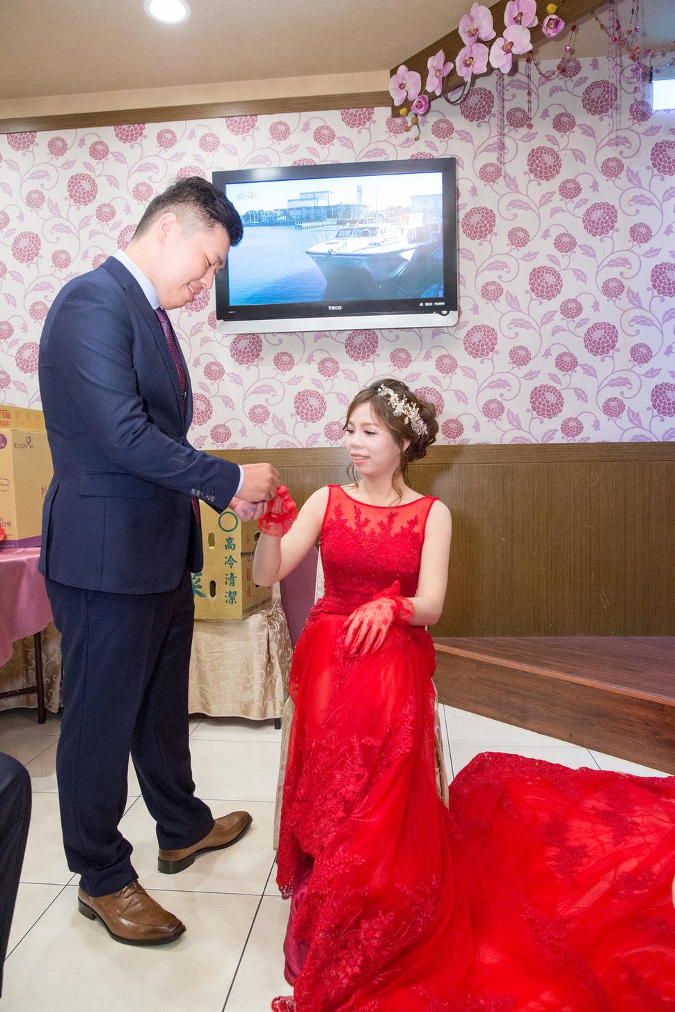 HANK9542 - 蛋拔婚禮紀錄 - 結婚吧