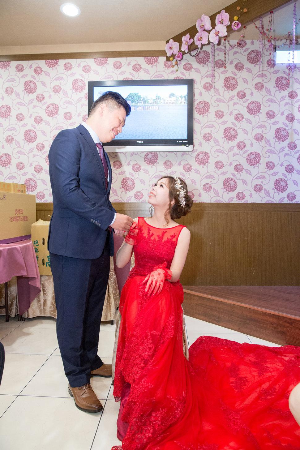 HANK9551 - 蛋拔婚禮紀錄 - 結婚吧