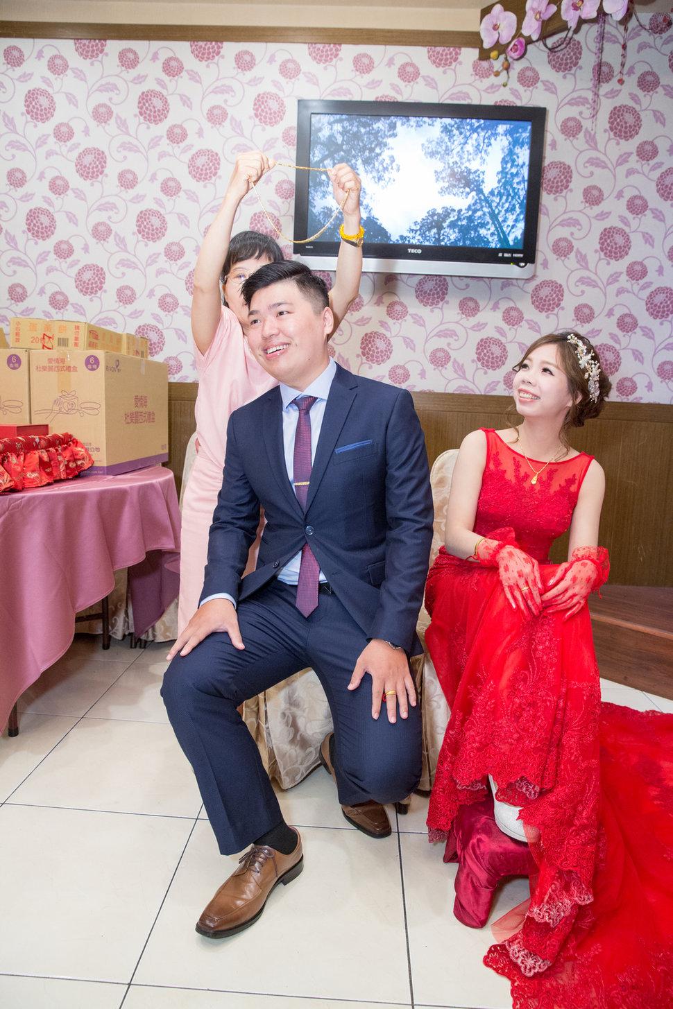 HANK9623 - 蛋拔婚禮紀錄 - 結婚吧