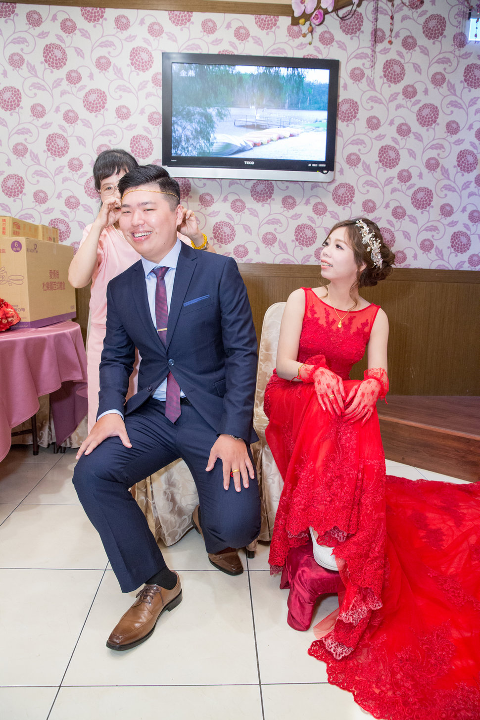 HANK9629 - 蛋拔婚禮紀錄 - 結婚吧
