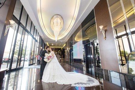 106.11.05 台南婚禮紀錄(東東婚宴會館)